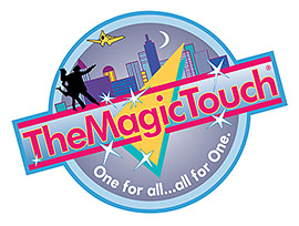 TheMagicTouch logo