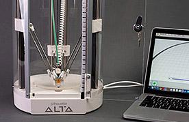 Silhouette Alta 3D nyomtató, asztali 3D nyomtató