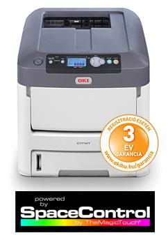 OKI Pro7411WT fehértoner nyomtató