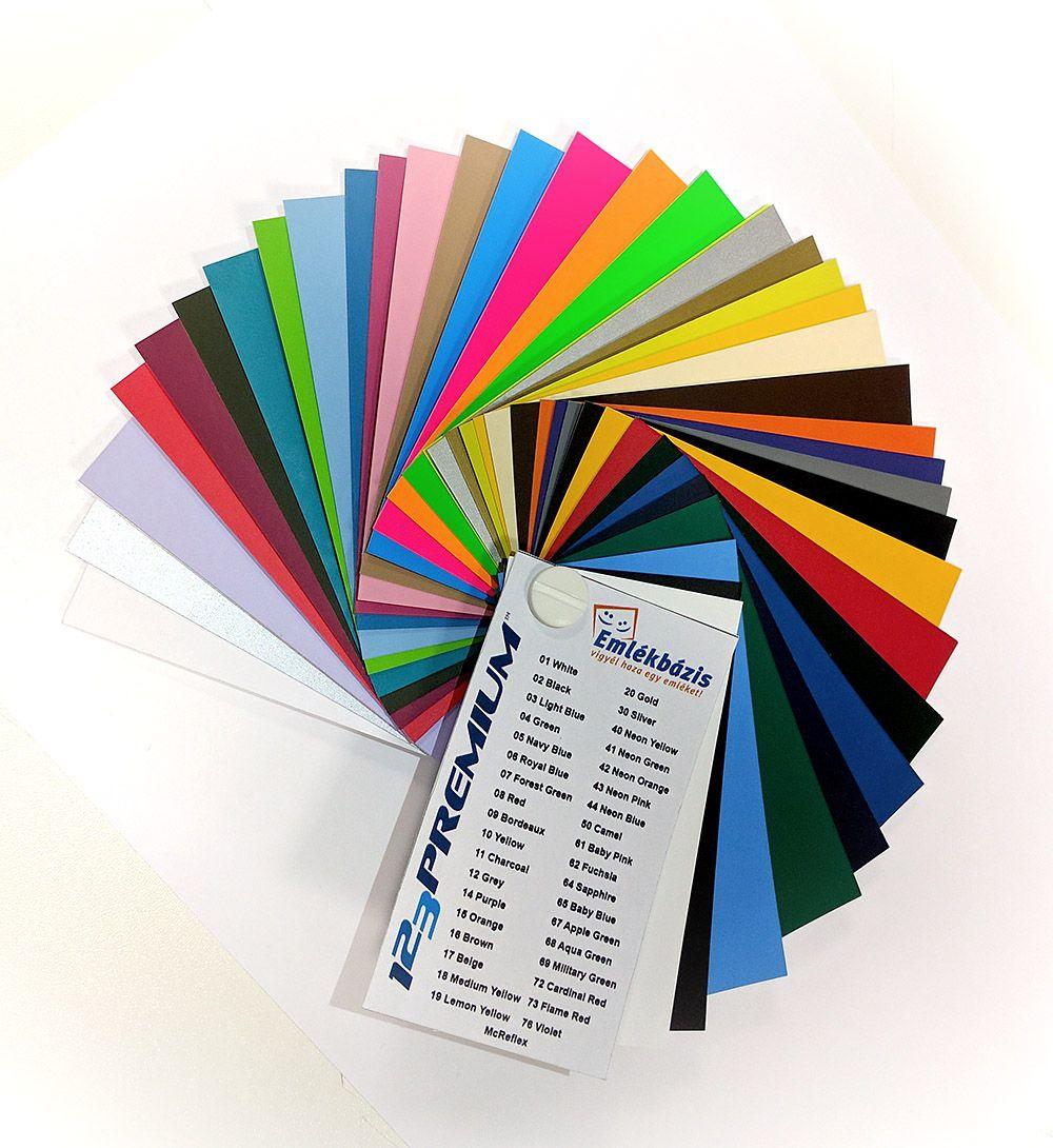 123Premium Flex színminta